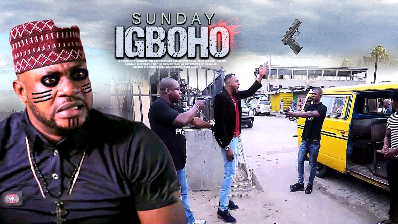 Download Sunday Igboho - Latest Yoruba Movie 2021 Drama Starring Odunlade Adekola, Mide Martins