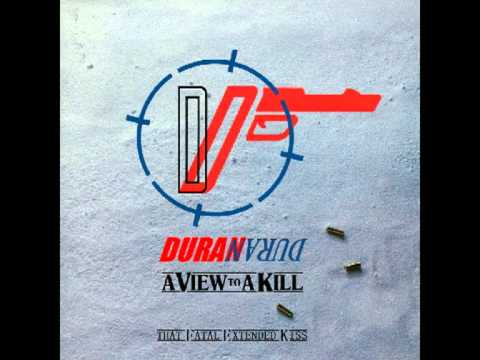 Duran Duran  A View To A Kill That Fatal Extended Kiss