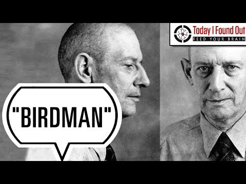 "How the ""Birdman of Alcatraz"" Got His Name"
