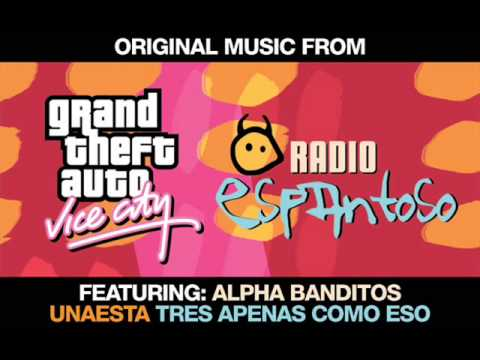 Espantoso FM - Full Radio Station - GTA Vice City - High Quality