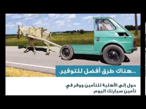 Ahlia Insurance - Donkey Car Ad (July 2013)
