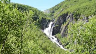 Hivjufossen 5 - July 2016
