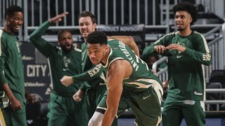 All-Access: Bucks Beat Brooklyn | Giannis Drops 49 Points On Nets | P.J. Tucker Mic'd Up | 5.2.21