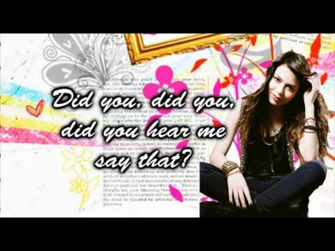 Miranda Cosgrove   Dancing Crazy Lyrics