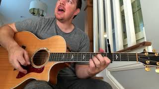 Mercy   Brett Young   1-Minute Guitar Lesson