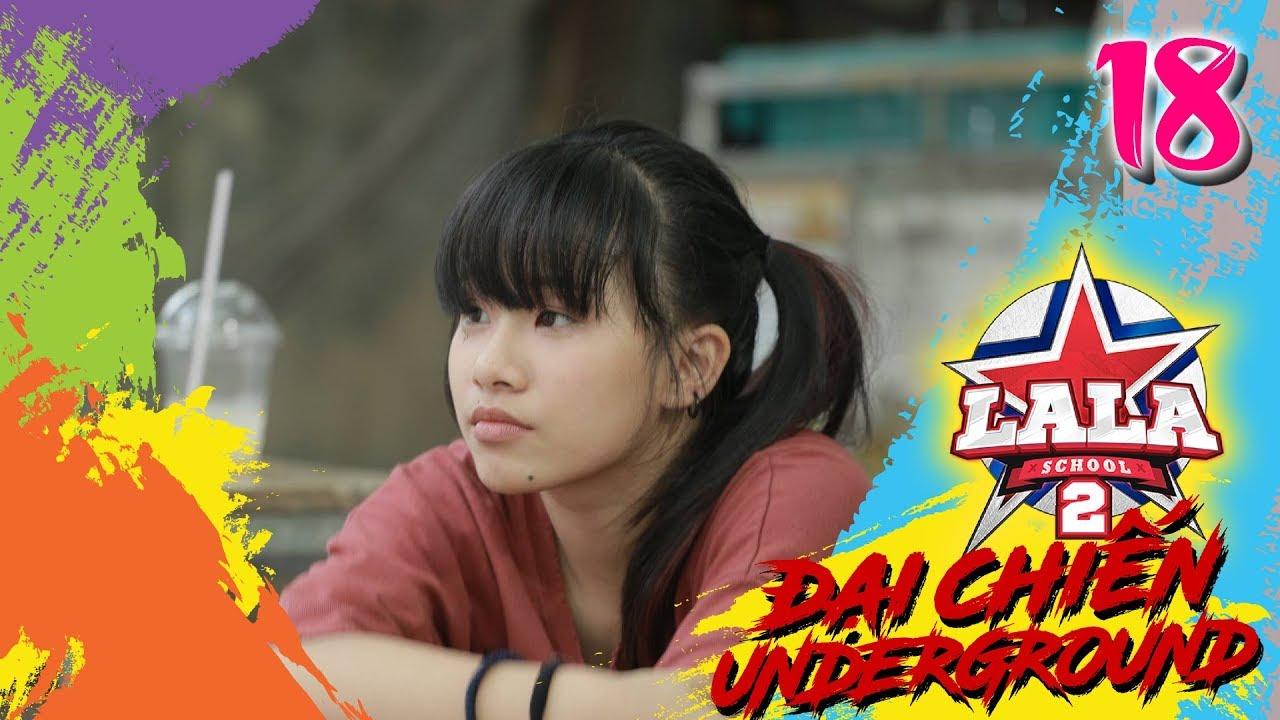 LA LA SCHOOL – P336 | SEASON 2 – TẬP 18 | Việt Thi buồn bã vì Hailey bị mẹ bắt rời khỏi nhóm
