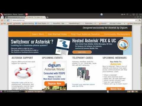 Curso Asterisk 2012 - CH02 - Introducción a Asterisk