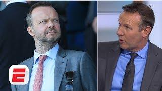 Man United's Woodward 'rushed his 4th bad decision' hiring Solskjaer - Craig Burley | Premier League