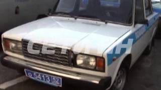 Шутники-гаишники задержаны в Городецком районе