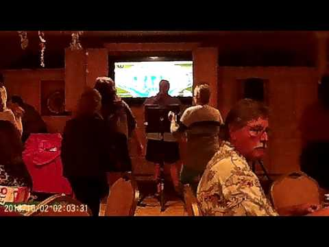 Two of a Kind Working on a Full House Karaoke New Years Party 2016