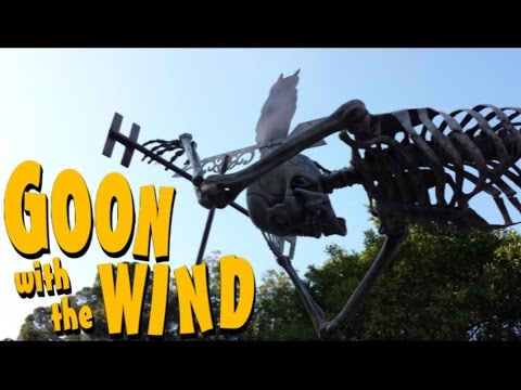 Make A Weathervane For A Haunted House - Motorized Halloween Prop
