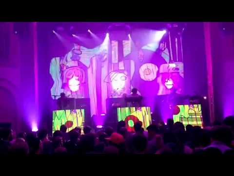 Animal Collective - Water Curses - Live @ The Neptune Theater, Seattle, WA 6/29/17