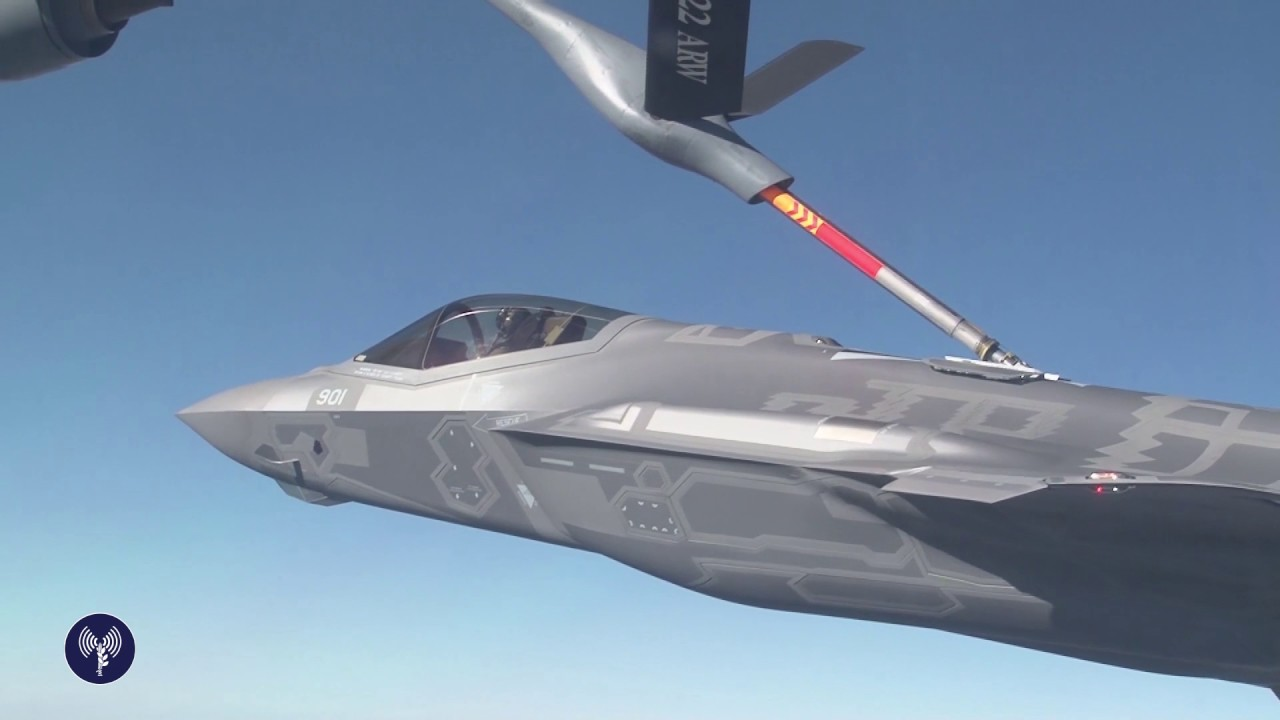 Israel Is Getting A Single F-35 Test Jet Unlike Any Other
