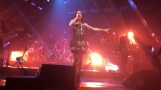 Olivia Ruiz Concert Ae?ronef Lille 05 avril 2017