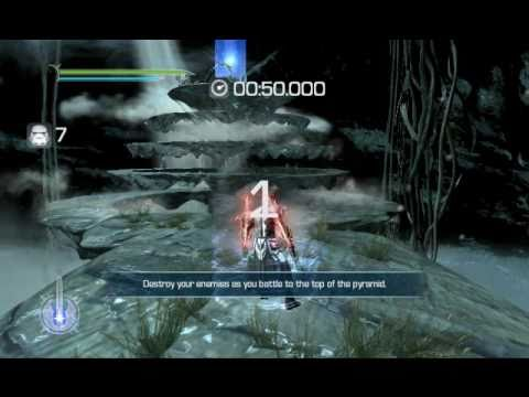 how to get all lightsaber crystals in force unleashed