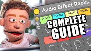Audio Effect Rack is Ableton's Best Plugin screenshot 1