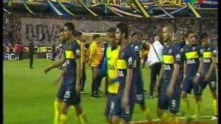Boca 1 River 3 (La Barra del Xeneize) Torneo Primera Division 2017