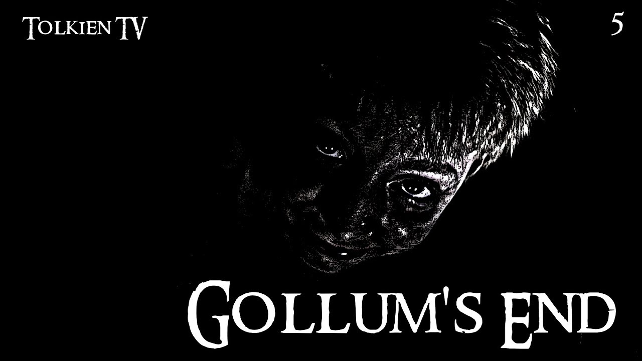 Gollum's end