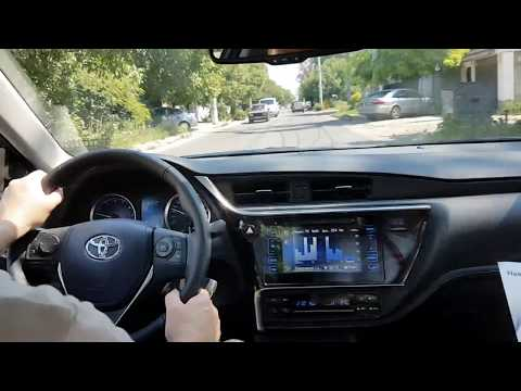 NEW Toyota Corolla 2016 НОВАЯ Тойота Королла 2016