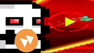 Geometry Dash - All Sub Zero Levels Fast and Reverse thumbnail