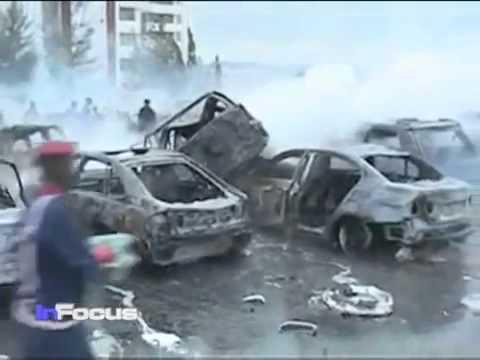 BOKO HARAM ATTACK JAIL IN NIGERIA USING BOMBS AND HEAVY GUNFIRE