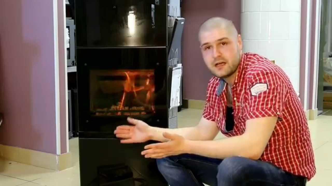 Печи для сауны Kastor Ksis на http://vsempechi.ru/ - YouTube
