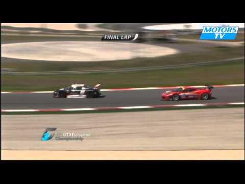 FIA GT3 Portimao 2011