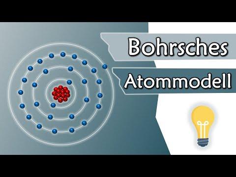 Wie sind Atome aufgebaut? Das Bohrsche Atommodell  Elektrotechnik Grundlagen 1