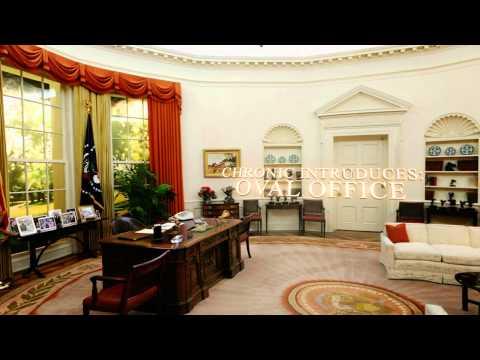 CHRONIC X PRESENTING THE U.S OVAL OFFICE (HD)