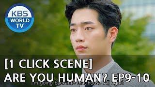 KILL SWITCH is HIDDEN inside Seo Kang-Jun!! [1Click Scene /Are You Human? Ep. 9-10]