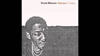 Roots Manuva - Witness (1 Hope) (Slugabed remix)