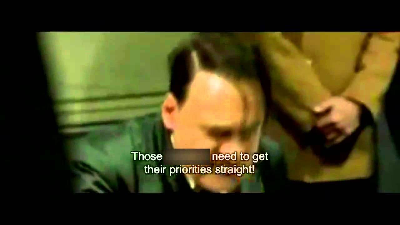 Hitler parody criticizes CSFD