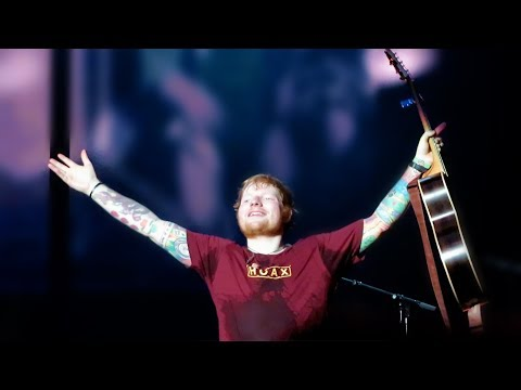 LIVE | Ed Sheeran - One / Photograph | #2 Amsterdam 2018