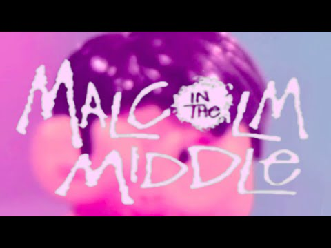 Malcolm in the Middle intro in LEGO