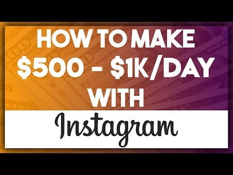 how-to-make-money-on-instagram-[$500-$1k-per-day-in-2020]