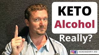 🍺 Which Alcohol is Keto? (One Doctor Spills...) 🍷