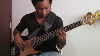 tower of power soul vaccination Bass Cover