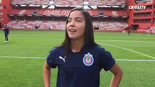 Así se vivió el triunfo en Toluca   Detrás del Rebaño   Toluca 1-2 Chivas Femenil