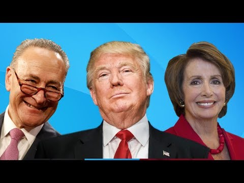 Trump Agrees to DACA Deal without Wall Funding (w/Pelosi & Schumer) LIVE COVERAGE