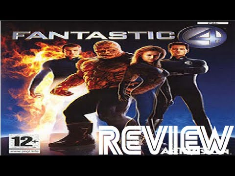 GFZ Review - Fantastic Four: The Video Game