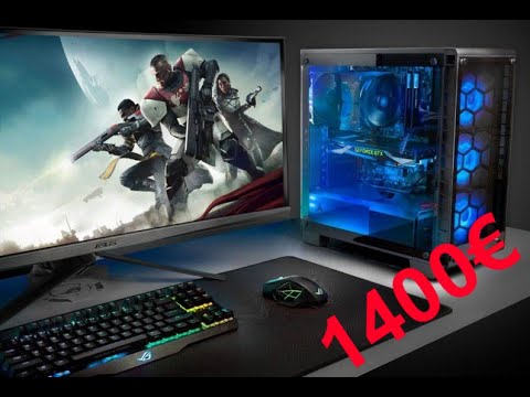 pc gaming 1200/1400 €