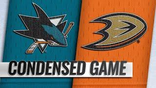 09/20/18 Condensed Game: Sharks @ Ducks