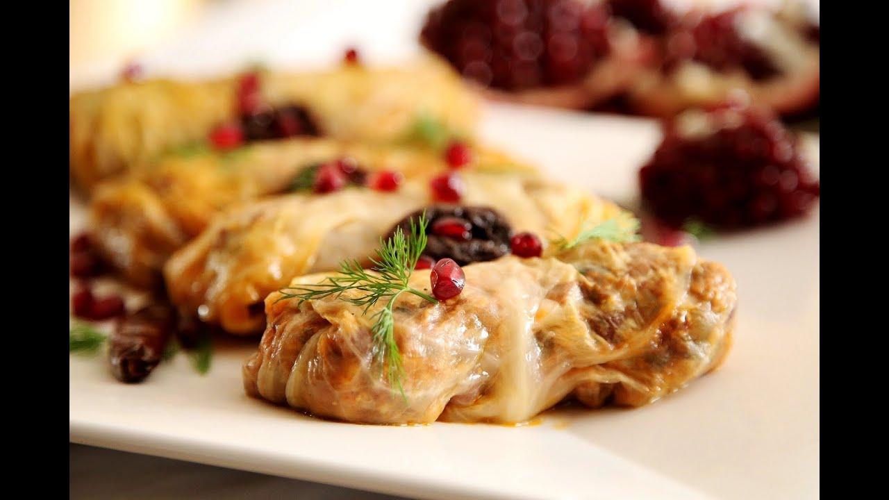 Armenian pasus tolma stuffed cabbage leaves recipe for Armenian cuisine