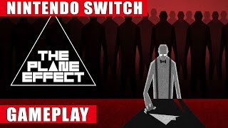 The Plane Effect Nintendo Switch Gameplay