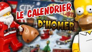 LE CALENDRIER D'HOMER