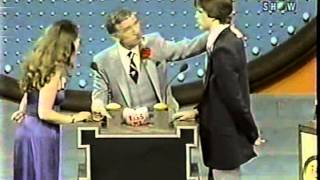 Family Feud ABC Daytime 1981 Richard Dawson Episode 1