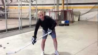 Off-Ice Hockey Skill Training