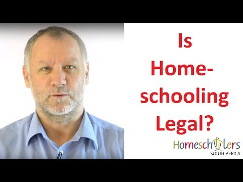 Is Homeschooling Legal in South Africa?