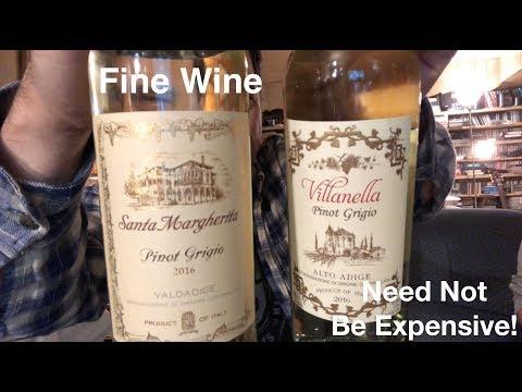 An Inexpensive Pinot Grigio
