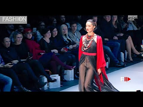 FABRIC FANCY Spring Summer 2018 St. Petersburg - Fashion Channel